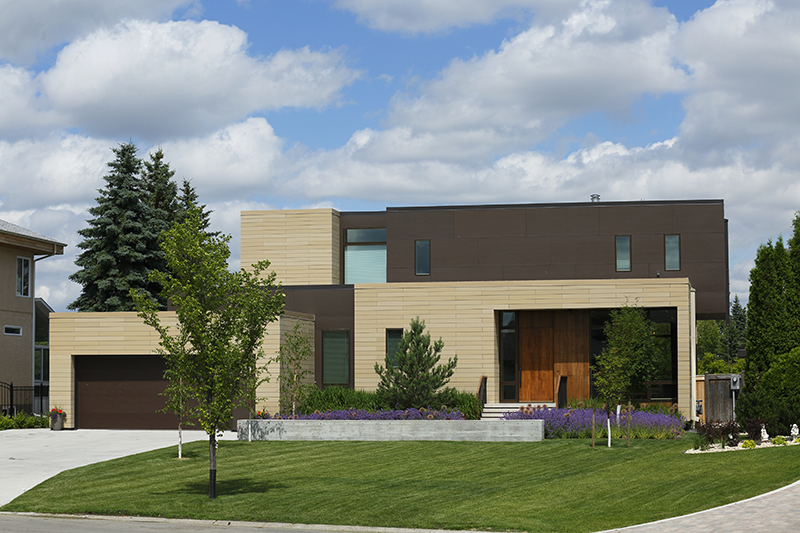Monteyne Architecture | Projects - Linden Woods Residence