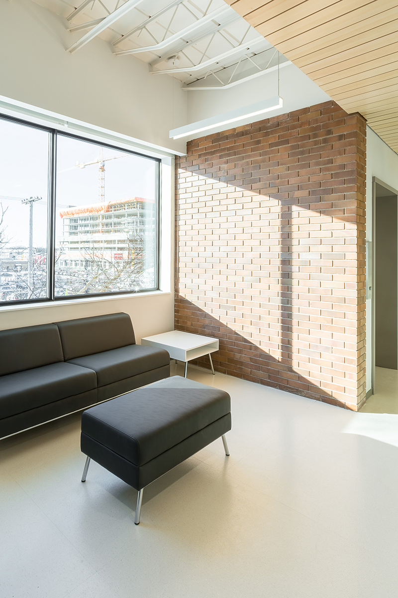 Monteyne Architecture   Projects - Niche Technology Office