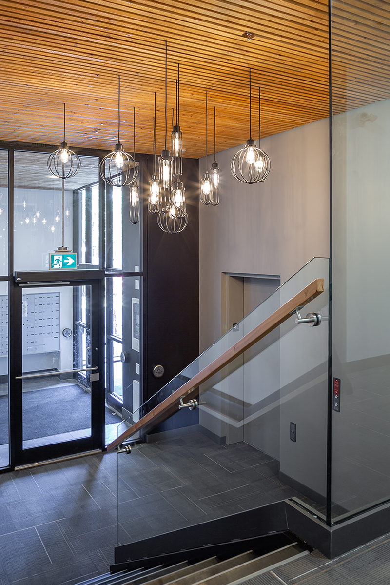 Monteyne Architecture | Projects - 316 Ross Ave.