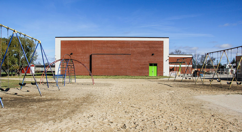 Monteyne Architecture | Projects - Ecole Bonaventure
