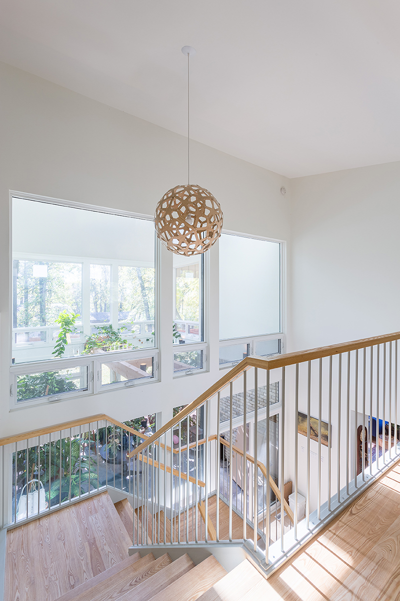 Monteyne Architecture   Projects - LW House