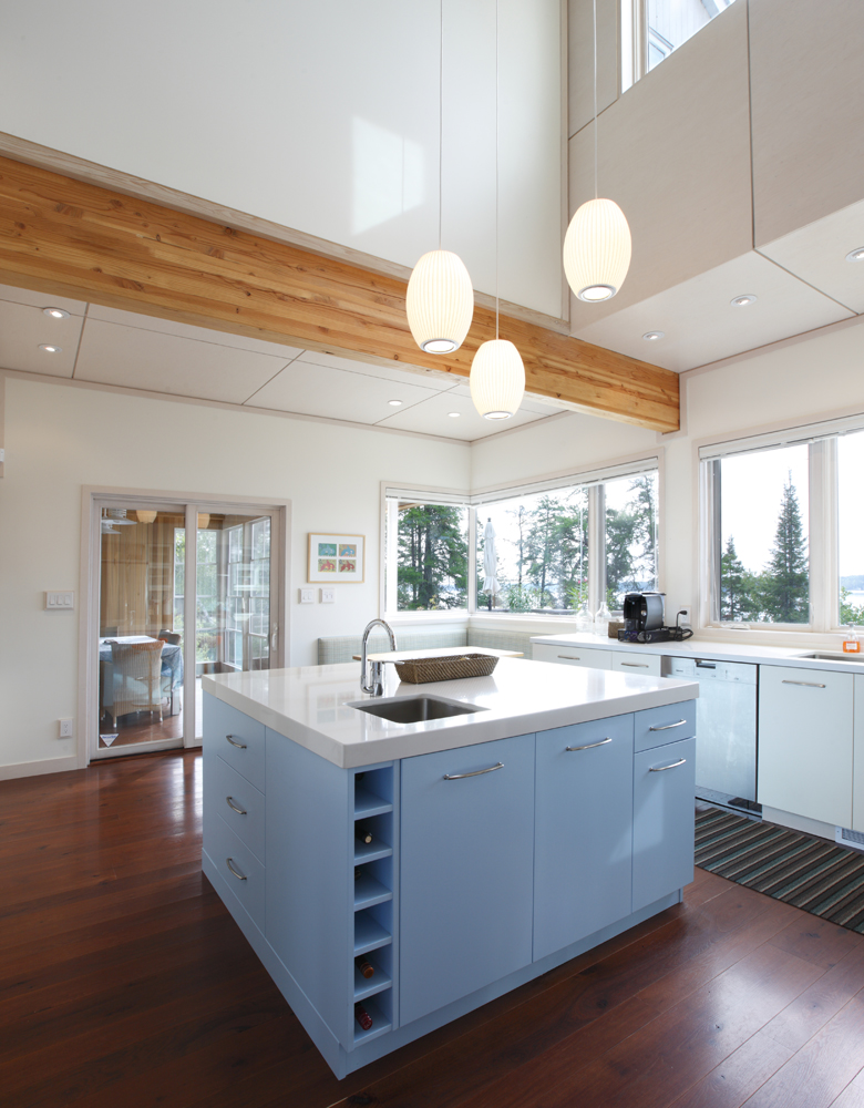 Monteyne Architecture | Residential - Falcon Lake Summer House