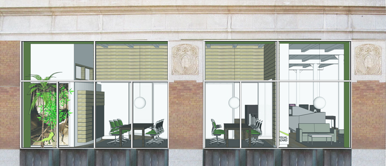 Monteyne Architecture | Projects - Visual Lizard - VIEW FROM PRINCESS STREET
